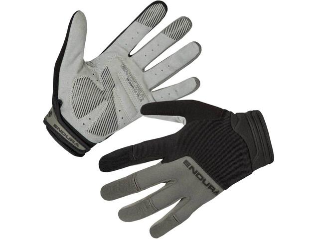 Endura Hummvee Plus II Handschoenen, black